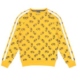 Vinrose sweater tijger