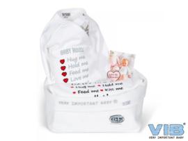 VIB cadeau pakket Baby rules