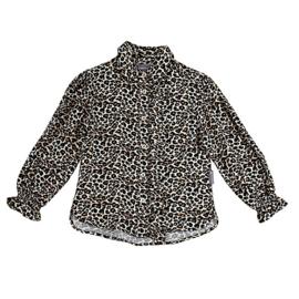 Vinrose Blouse Leopard