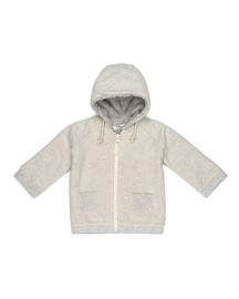 Riffle vest wit