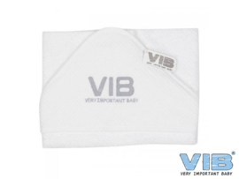 VIB badcape wit