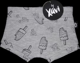 Xavi Ice broek kort grijs