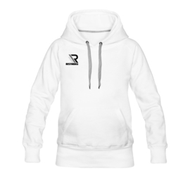 Ristabag vrouw  Hoodie wit