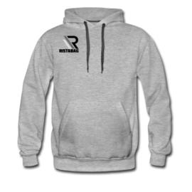 Ristabag hoodie grijs