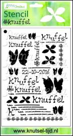 AGD Stencil Knuffel