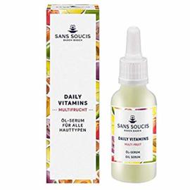 Daily Vitamins Multi Fruit Oïl serum 30 ml