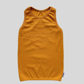 Basics hemd - Ochre