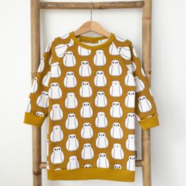 Sweaterdress - Uiltjes