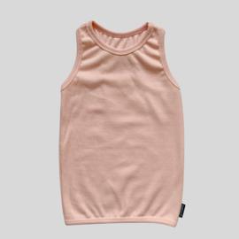 Basics hemd- Lichtroze