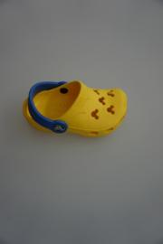 Crocs, Kids Mickey, cayman, geel/seablue
