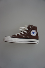 All Star CT A/S Sp Yth Hi, hoog, canvas, chocolade bruin, 29