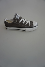 All Star CT AS SP YTH ox, laag model, canvas, charcoal grijs 29