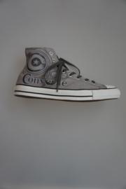 Converse/ CT Faded Hi, All Stars model, faded, grey charcoal