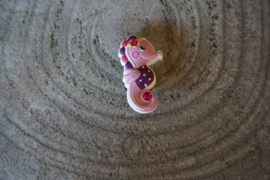 Crocs jibbtiz , zeepaardje, pink multi