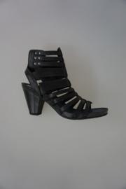 Marco Tozzi sandalet zwart (geen leer) 38,