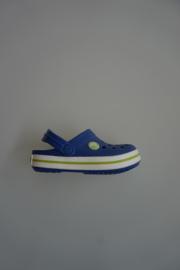 Crocs Kids, Crocband, cerulan blue/volt green