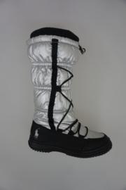 Ralph Lauren Polo zilver hoge snowboot  32