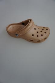 Crocs, cayman model, 41½ gold