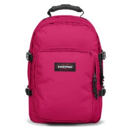 Eastpak grote rugzak, Provider Ruby Pink, de populairste schooltas, stevig en met ruime inhoud.