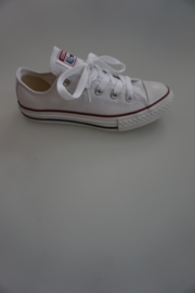All Star, CT OX, laag, canvas, optical white 31