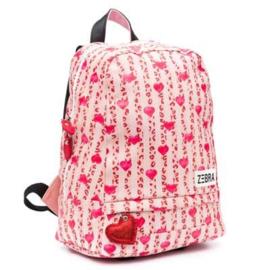 Zebra trends, Girls XL, Leo Hearts pink