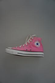 All Star Hi, hoog model canvas, pink