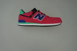 New Balance sneaker veter fuxia