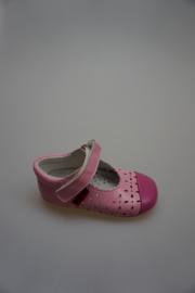 Shoesme, Babyproof, kruip-loopschoentje, lak leer, pink/rose