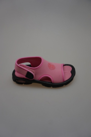 Kipling, waterschoen/sandaal met klittenbandsluiting, rose