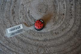 Crocs Jibbitz, lieveheersbeestje