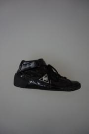 Le Coq Sportif sneaker zwart lak leer, 38
