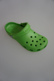 Crocs, model Cayman, groen Lime 41½