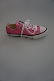All Star OX Yth, laag, canvas, pink,  34,