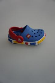 Crocs, crocband Lego, sea blue
