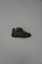 Ricosta klittenband schoen met stootneus bruin leer 20  21  22
