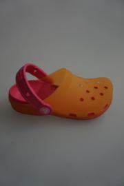Crocs kids, Cayman, Cantaloupe/hot pink