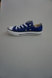 All Star CT OX, laag model, canvas, radio blue 29   32 33