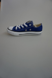 All Star CT OX, laag model, canvas, radio blue 29 30  32 33