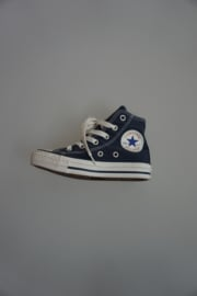 All Star CT AS Core Hi, hoog, canvas, navy  30