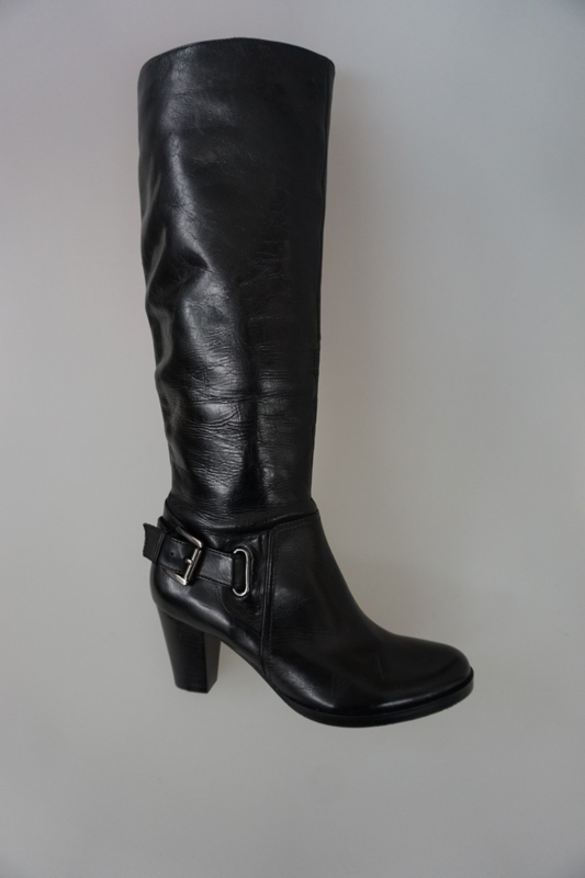 heren laarzen zonder rits