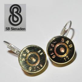 Bullet Oorhangers - 9mm huls