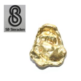 14krt gouden MODERNE hanger