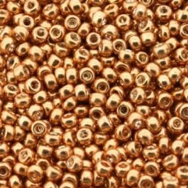 Miyuki ROCAILLES 15/0 Royal Gold Duracoat - nr 4202