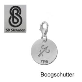 Karabijn BEDEL-Sterrenbeeld- ECHT Zilver 925