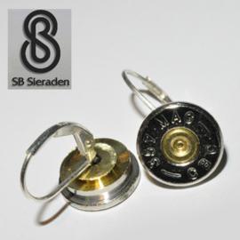 Bullet Oorhangers - 357 magnum