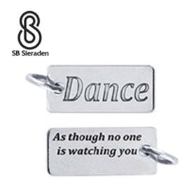 DANCE bedel - 925 Zilver