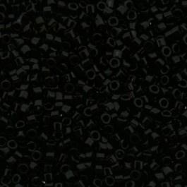 Miyuki Delica's DB0010 Opaque Black