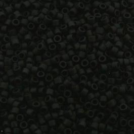 Miyuki Delica's DB0310 Matted Black