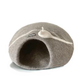 Catcave pebble