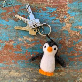 Keyring pinguin
